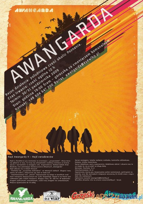 RAJD AWANGARDA II