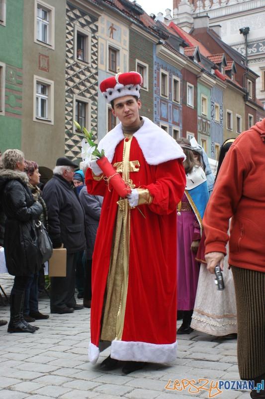 XVII Kaziuk w Poznaniu - Orszak Królewski Jagiellonów  Foto: