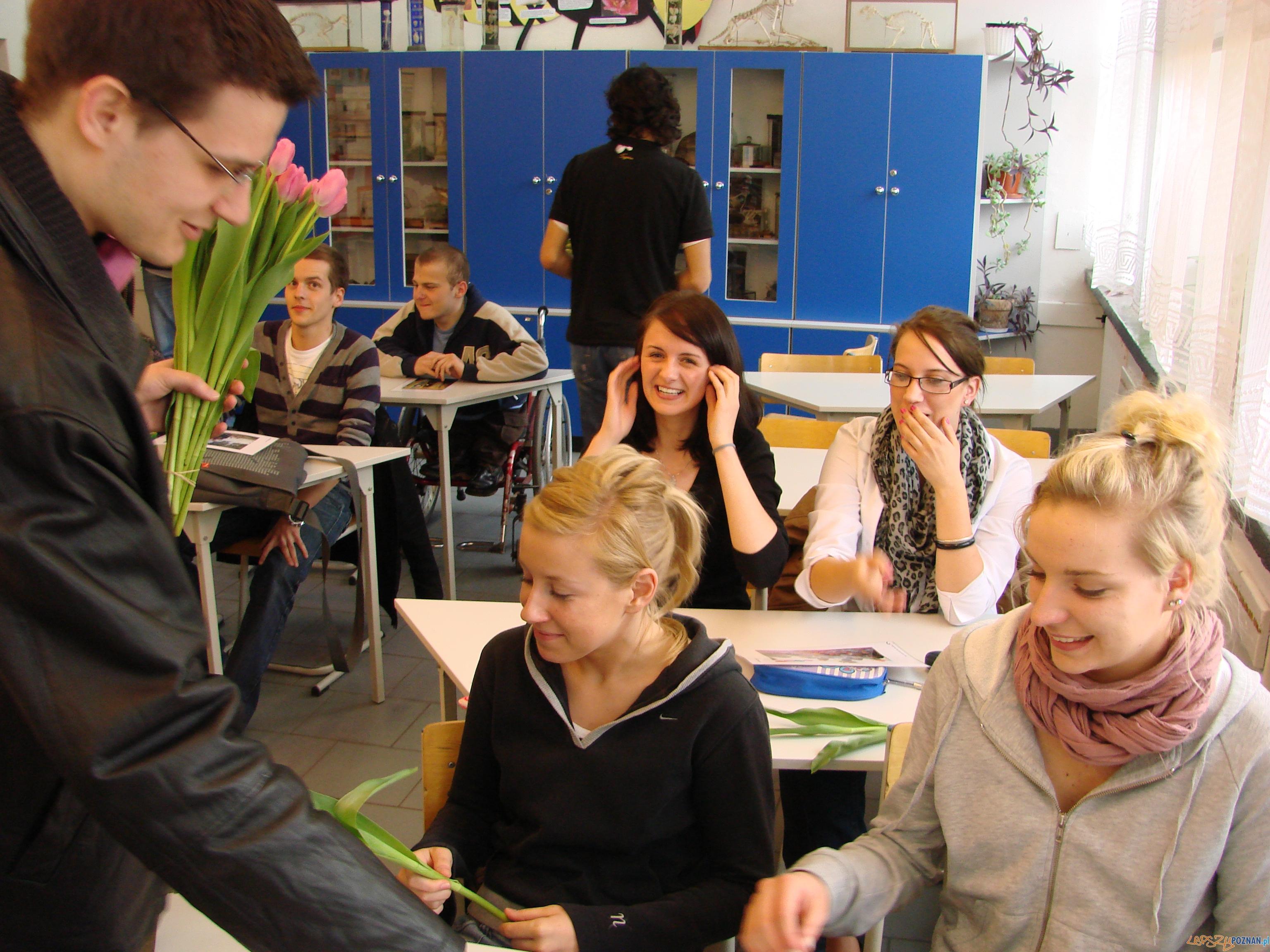 Dziewczyny na politechniki!  Foto: lepszyPOZNAN.pl / ag