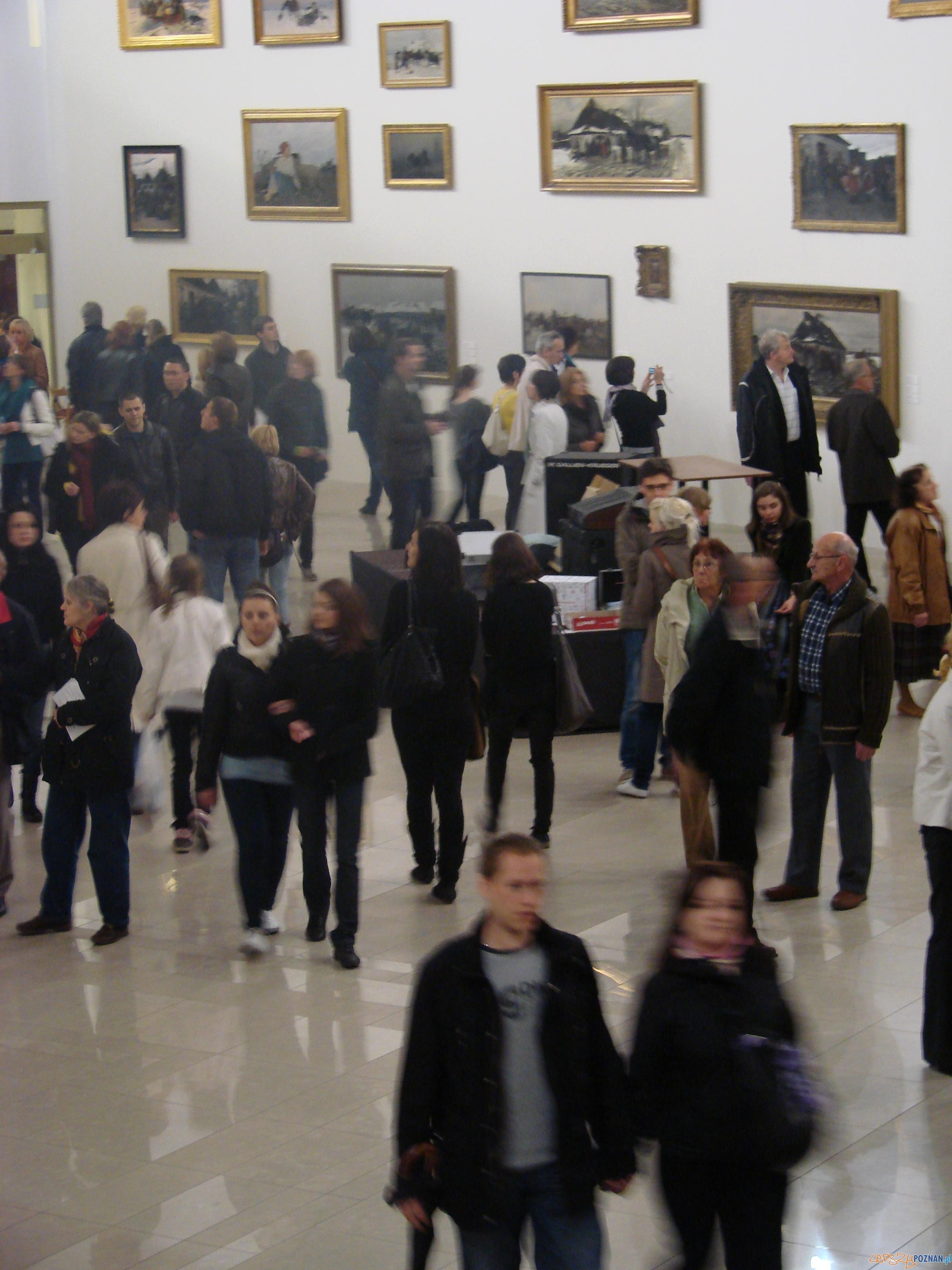 noc muzeów - muzeum narodowe  Foto: lepszyPOZNAN.pl / ag
