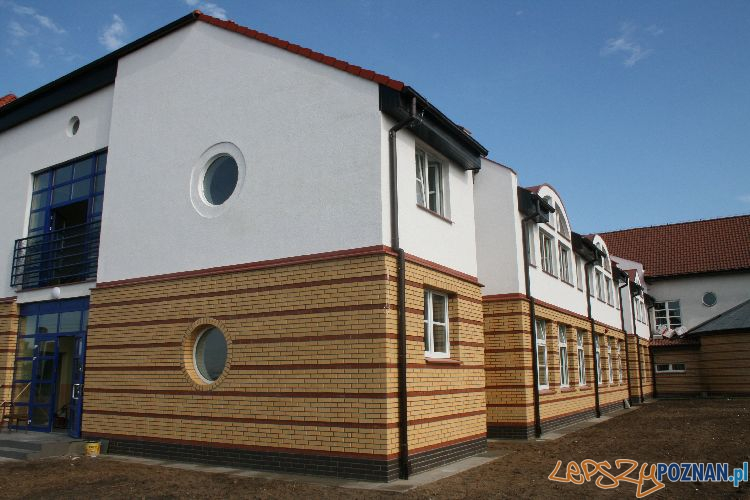 rozbudowa gimnazjum przy ullicy Powstańców Wlkp. w Kostrzynie  Foto: UM w Kostrzynie