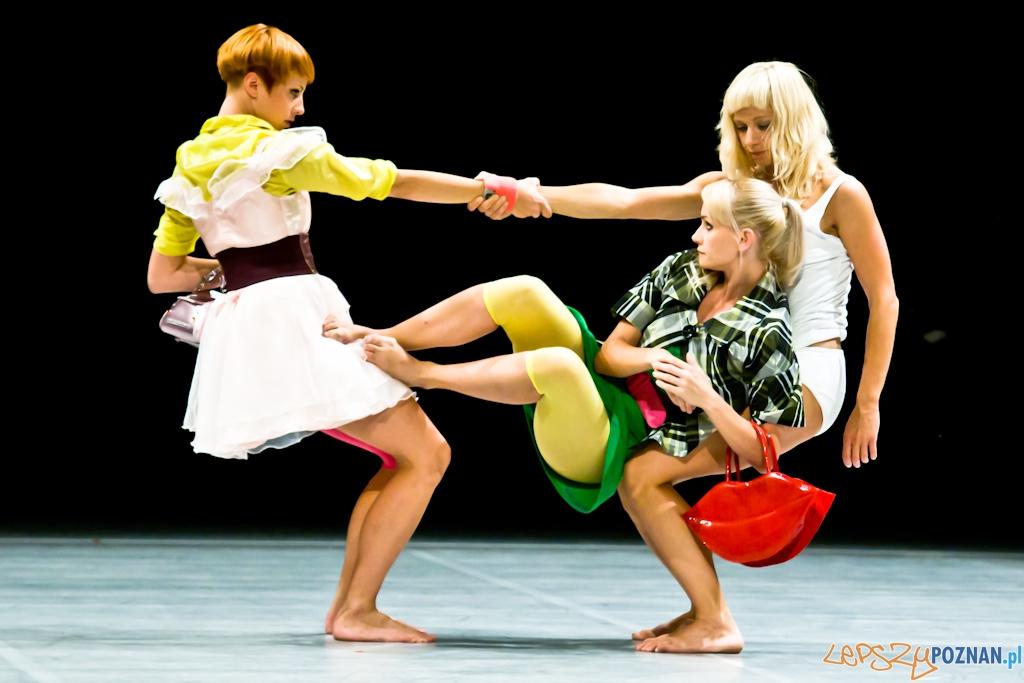 "Dancing Poznań 2010: ""Chopin - Fresh Fruits""  Foto: Piotr Rychter"