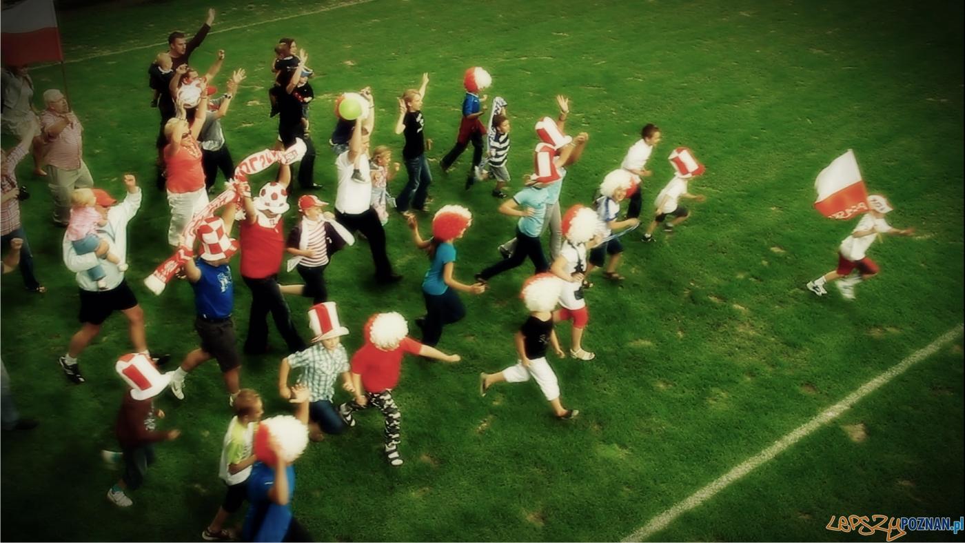 Football Fans - zdjęcia z realizacji teledysku  Foto: Rafał Jerzak/Marek Domagała