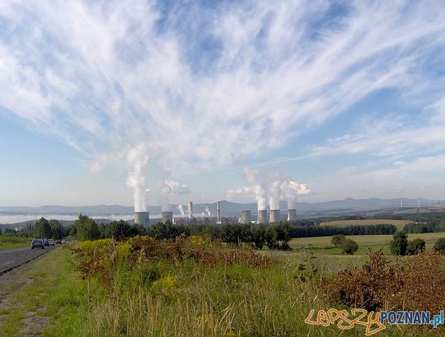 elektrownia Turów w Bogatyni  Foto: Karla