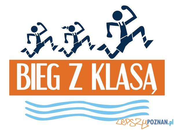Bieg z klasą - logotyp  Foto: materiały promocyjne