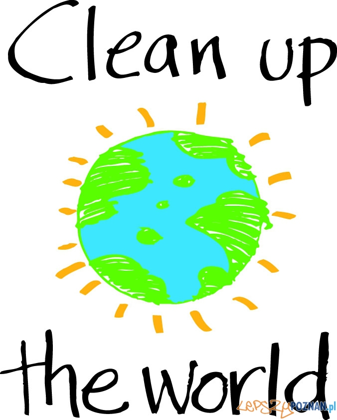 clean up the world  Foto: clean up the world