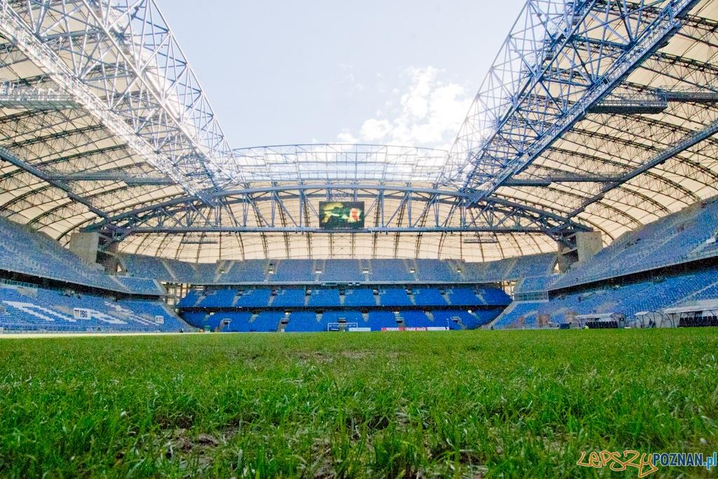 Drzwi otwarte na stadionie miejskim - 1.09.2010 r  Foto: lepszyPOZNAN.pl / Piotr Rychter