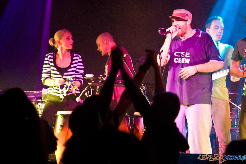 Muzyka ToSię Leczy - koncert Klub Eskulap 28.10.2010 r.  Foto: Piotr Rychter