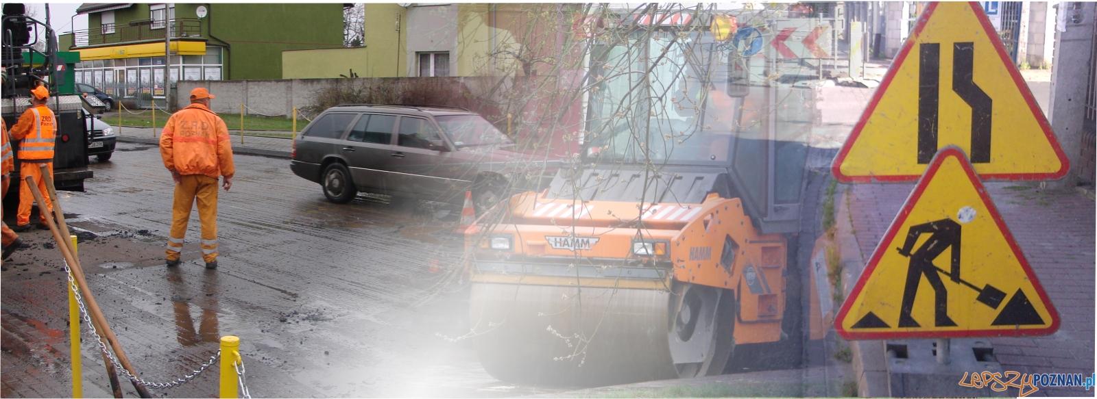 remonty dróg panorama  Foto: lepszyPOZNAN.pl