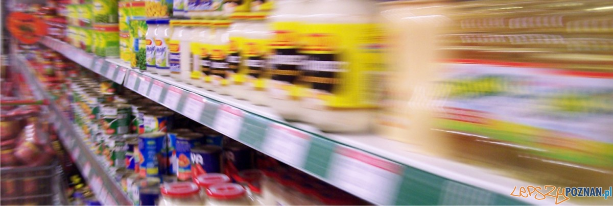panorama zakupy spożywcze Foto: sxc