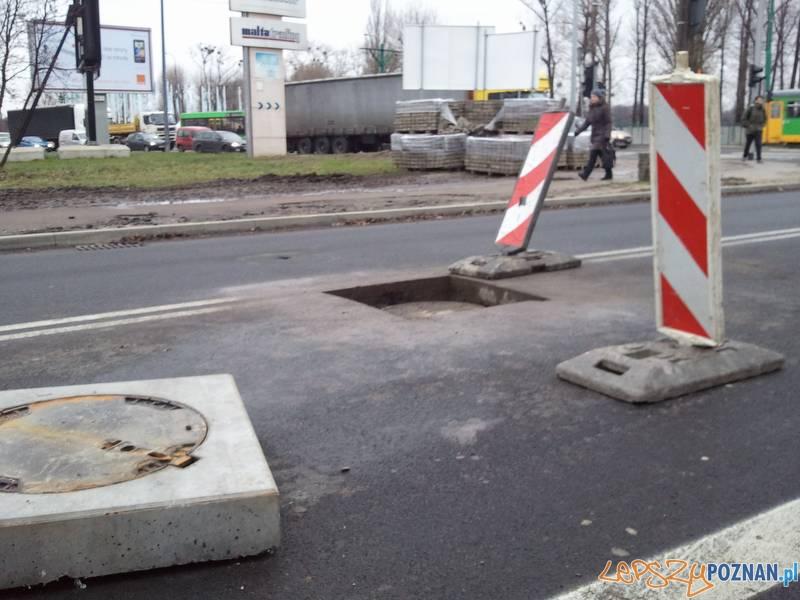 Berdychowo - jak dobry, dziurawy ser ;)  Foto: lepszyPOZNAN.pl / gsm