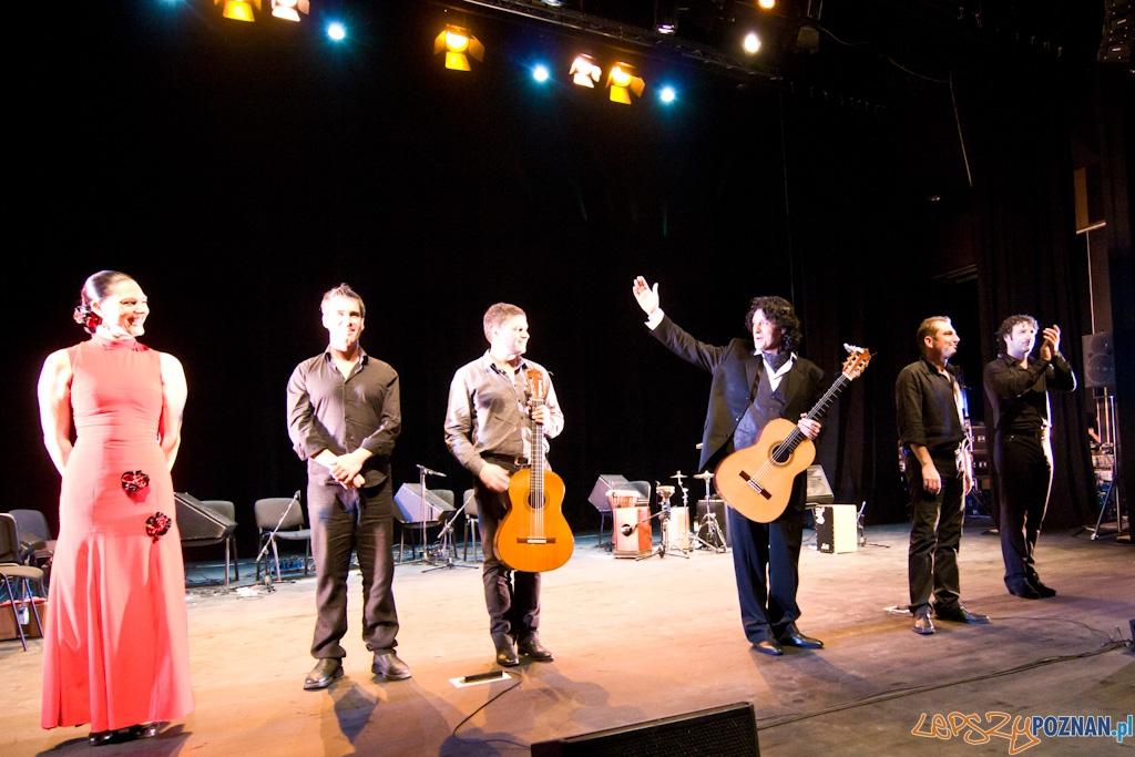 DUENDE – Miêdzynarodowy Festiwal Flamenco – CANIZARES  Foto: Piotr Rychter
