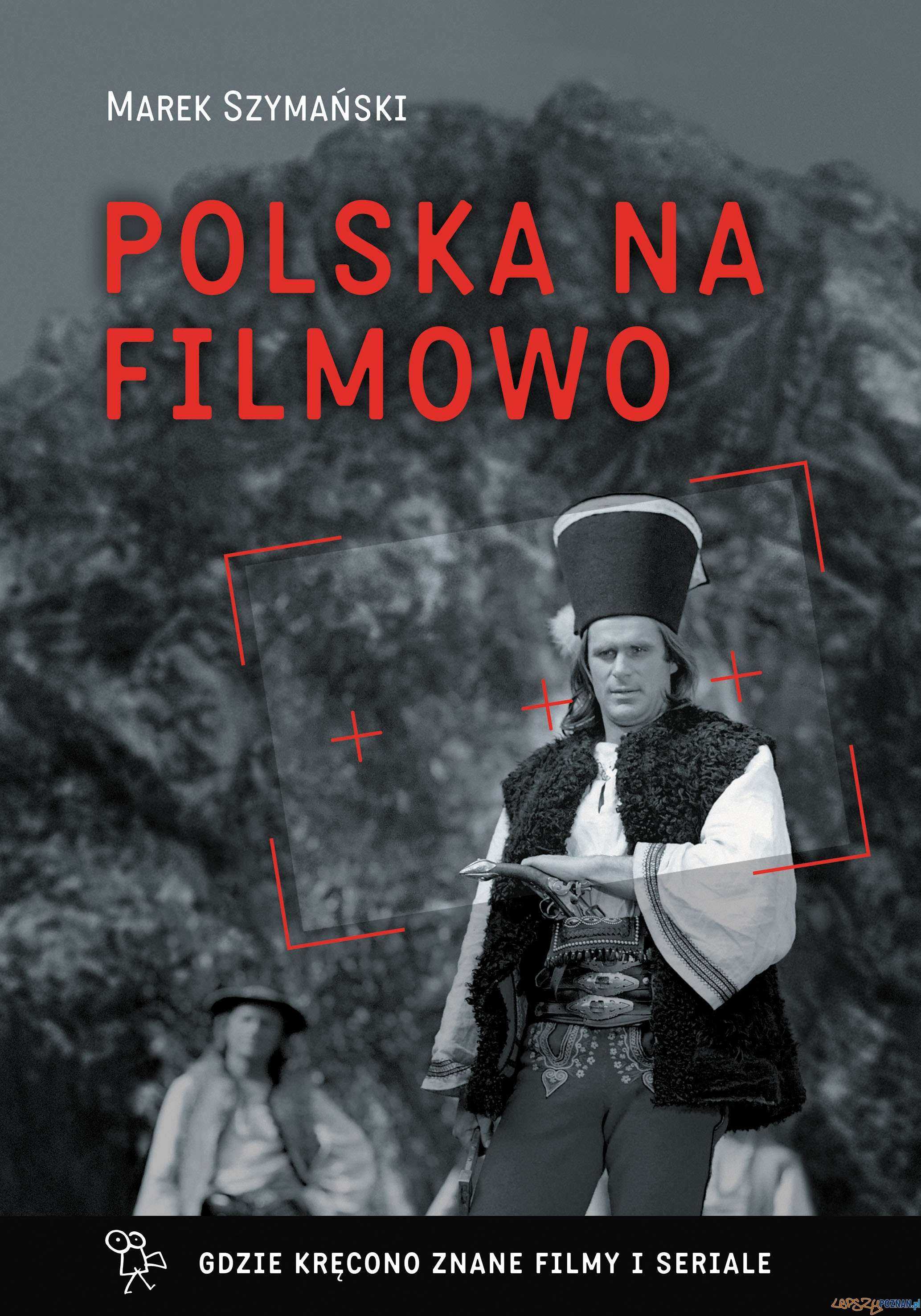 okładka Polska na filmowo  Foto: Polska na filmowo