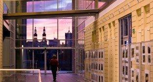 Otwarcie Biblioteki na Politechnice Poznañskiej  Foto: lepszyPOZNAN / Piotr Rychter