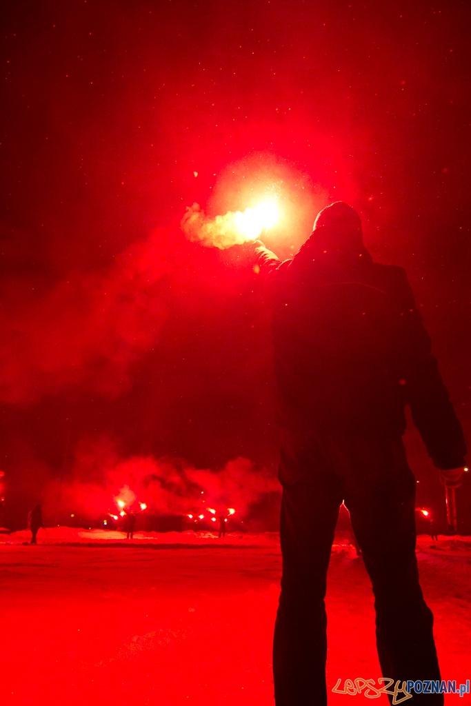 92 rocznica wybuchu Powstania Wielkopolskiego - plac Adama Mickiewicza  Foto: lepszyPOZNAN.pl / Piotr Rychter