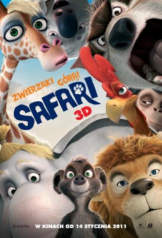 safari 3d  Foto: safari 3d