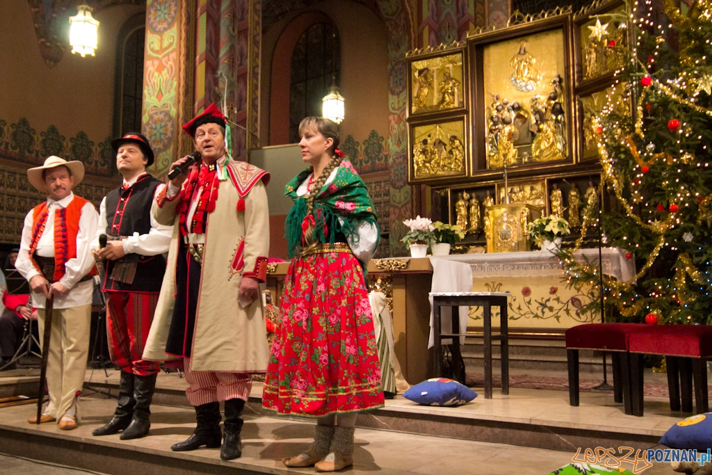 III Poznańskie Kolędowanie  Foto: Piotr Rychter