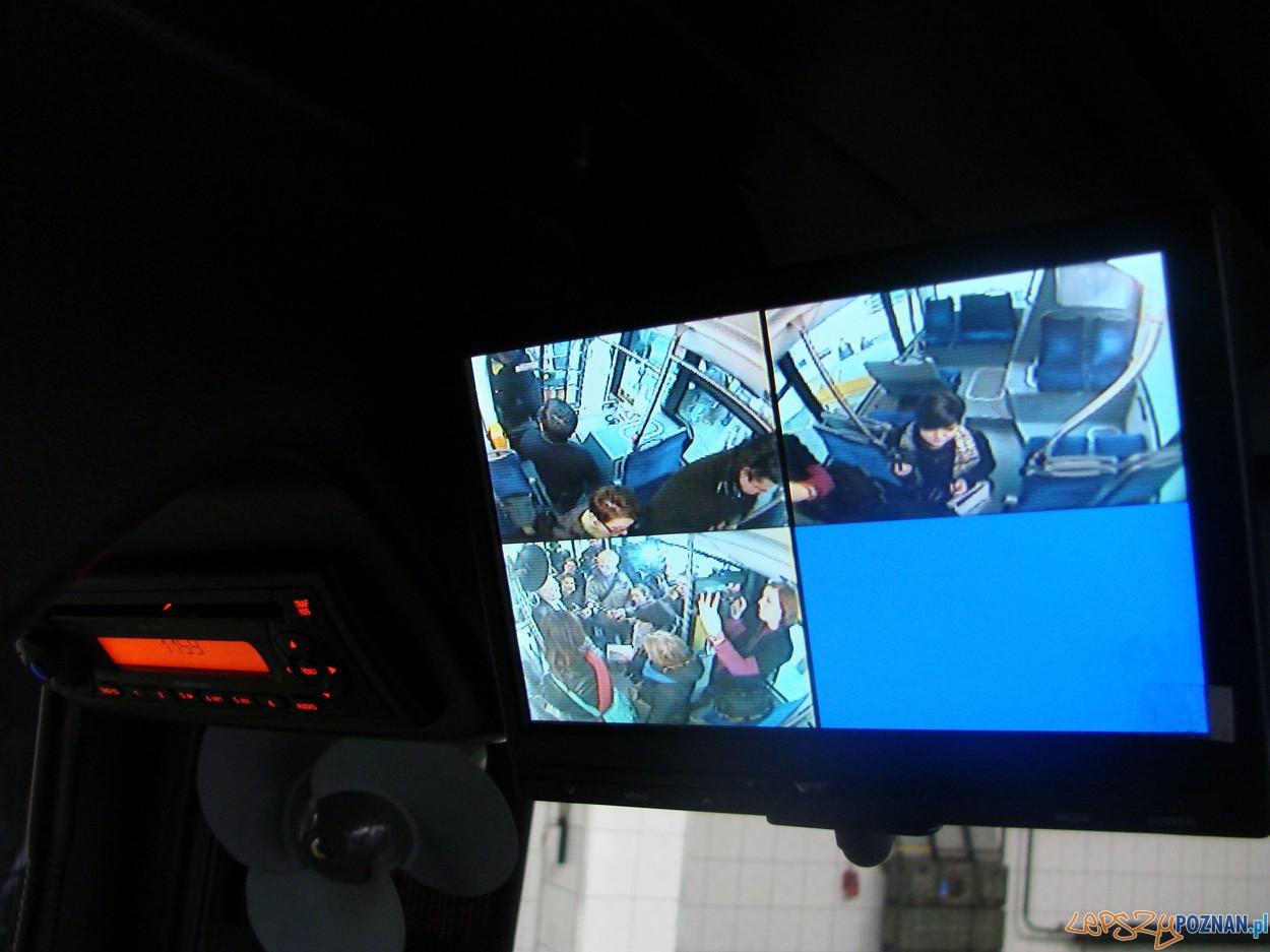 elementy systemu monitoringu  Foto: lepszyPOZNAN.pl / ag