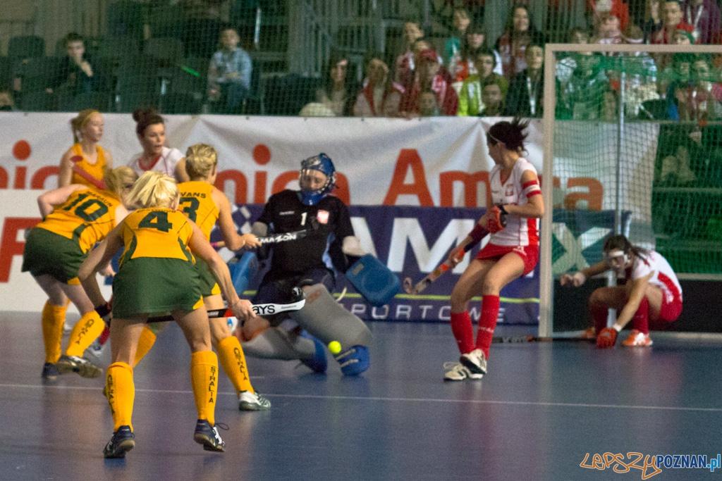 III Halowe Mistrzostwa Świata w Hokeju na Trawie - Polska - Australia  Foto: lepszyPOZNAN.pl / Piotr Rychter