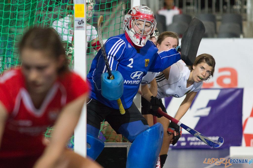 III Halowe Mistrzostwa Œwiata w Hokeju na Trawie - Polska - Niem  Foto: lepszyPOZNAN.pl / Piotr Rychter