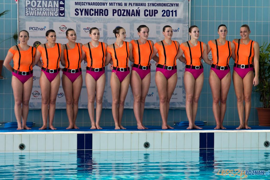 Synchro Poznań CUP 2011  Foto: lepszyPOZNAN.pl / Piotr Rychter