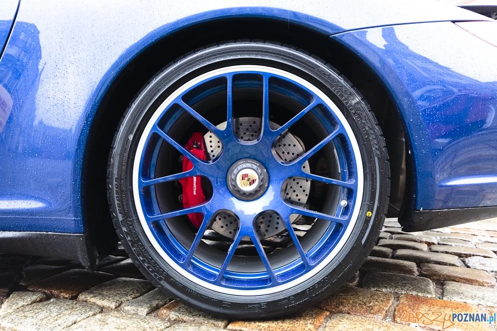 Top Gear w Poznaniu  Foto: Maciej Bobyk 2011