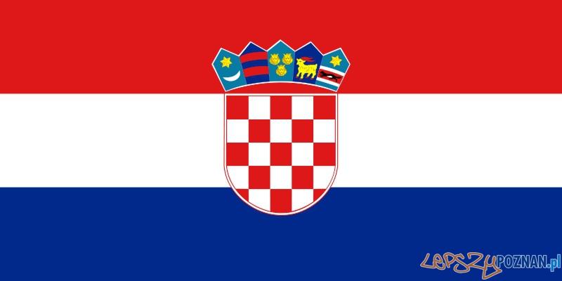 flaga Chorwacji  Foto: