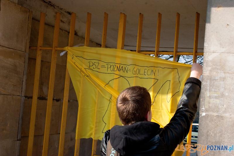 EKA z Golaja - Solidarność ze Skorpionami - 3.04.2011 r.  Foto: LepszyPOZNAN.pl / Paweł Rychter