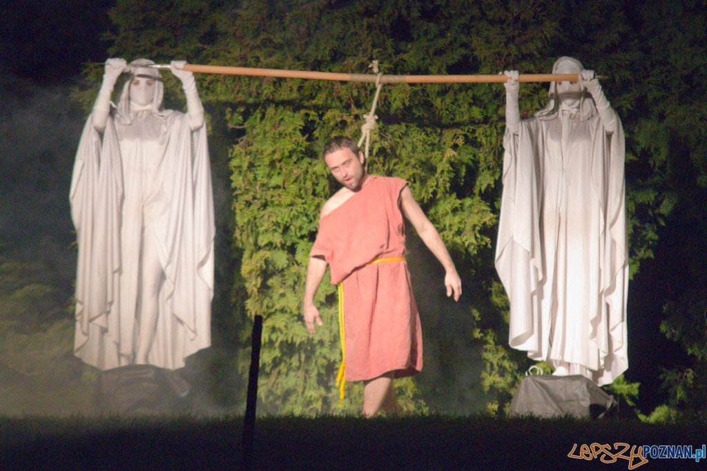 Misterium Pasyjne - Cytadela 20.04.2011 r.  Foto: lepszyPOZNAN.pl / Piotr Rychter