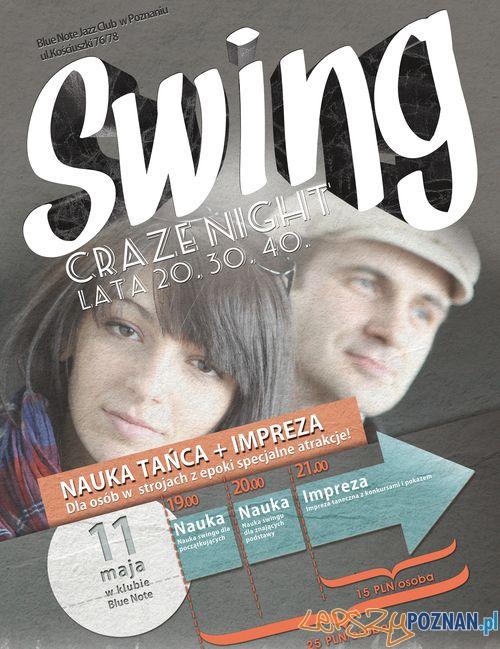 swingBlueStrzalka3b  Foto: