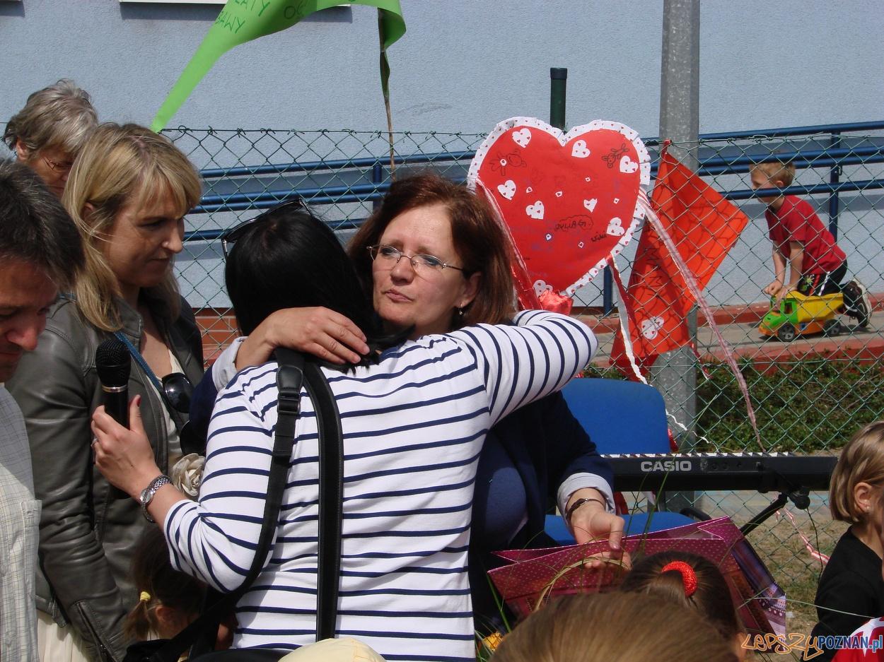 Pożegnanie Pani Dyrektor  Foto: lepszyPOZNAN.pl / ag