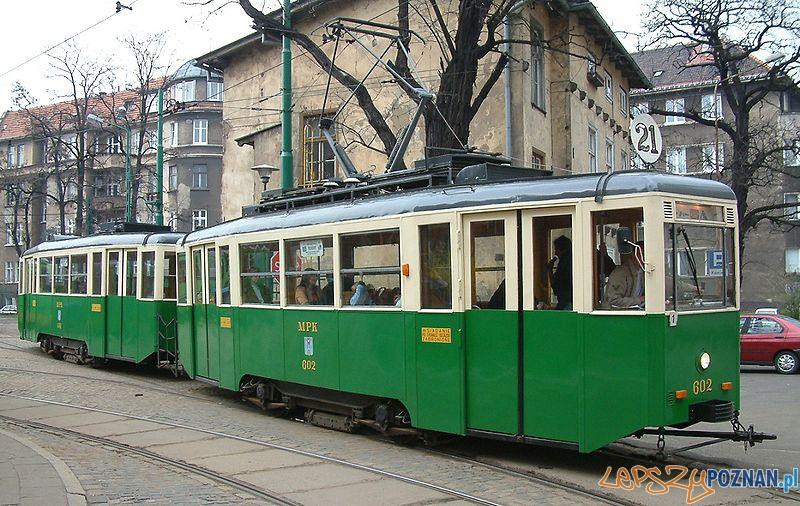 Tramwaj N  Foto: wikipedia.pl
