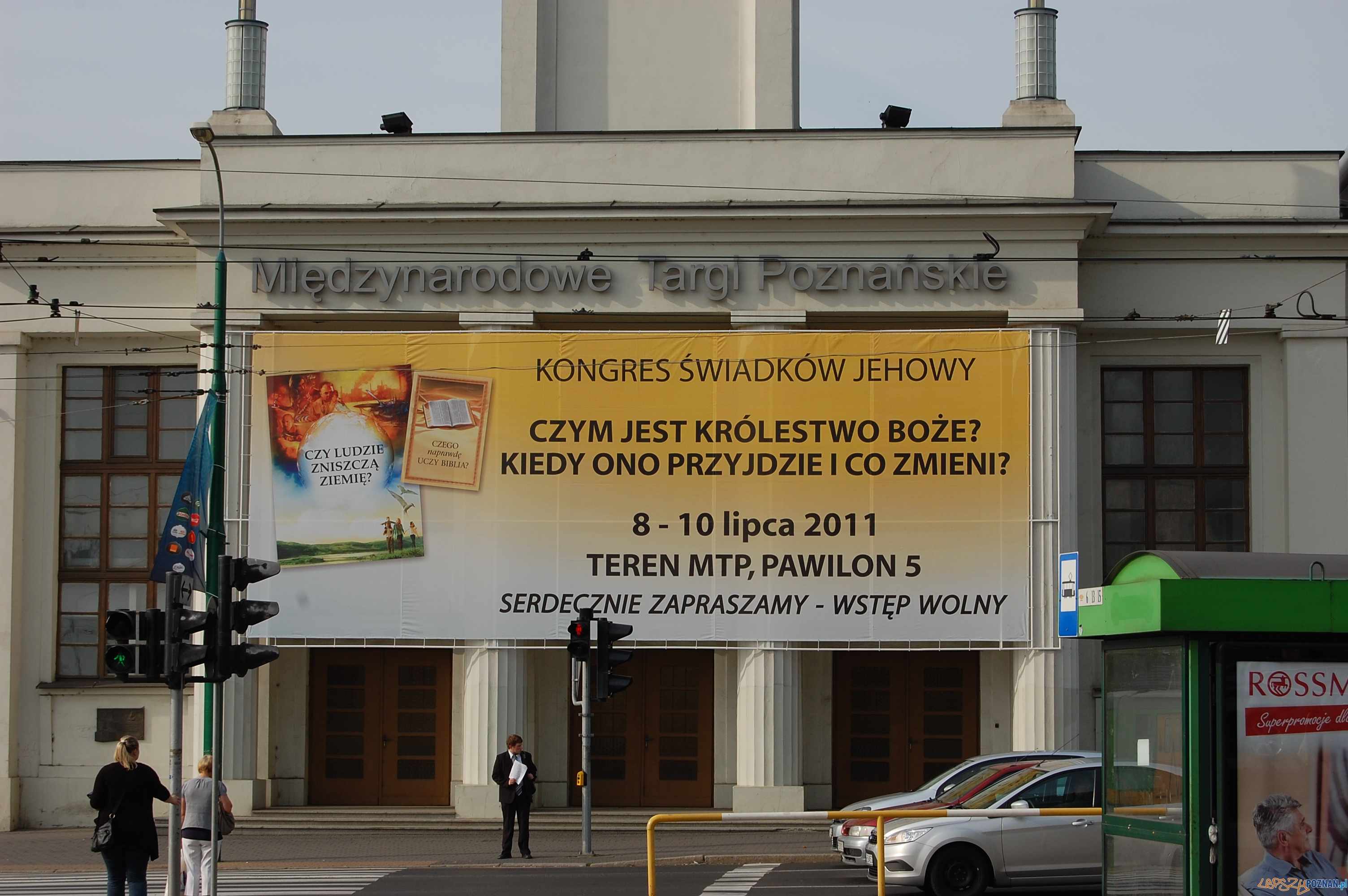 Kongres Świadków Jehowy w Poznaniu  Foto: Kongres Świadków Jehowy w Poznaniu