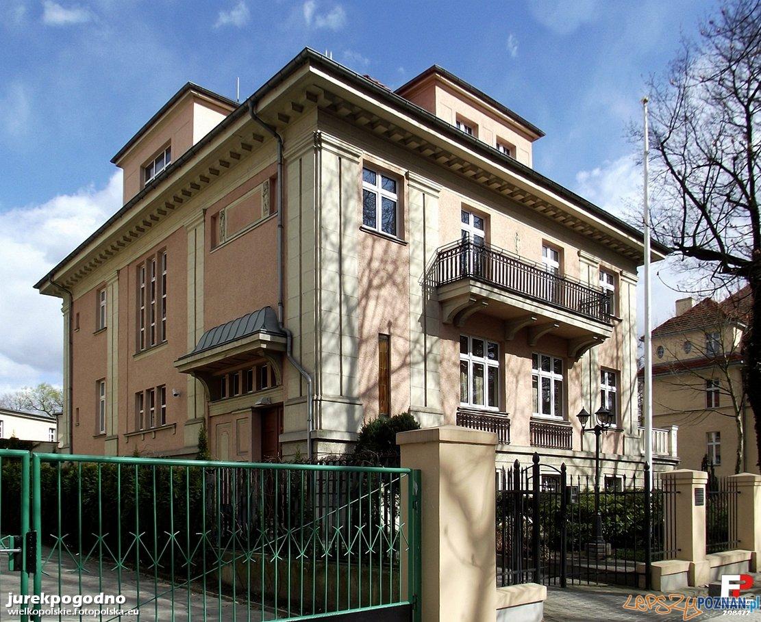 Chopina 4, budynek dawnego konsulatu amerykańskiego  Foto: fotopolska.eu