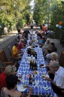 Imieniny ulicy Brzozowej w Puszczykowie  Foto: UM w Puszczykowie