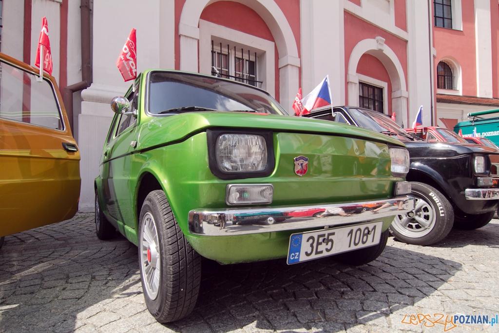 II Międzynarodowy Zlot Miłośników Fiata 126 i 126p - Poznań 6.08.2011 r.  Foto: lepszyPOZNAN.pl / Piotr Rychter