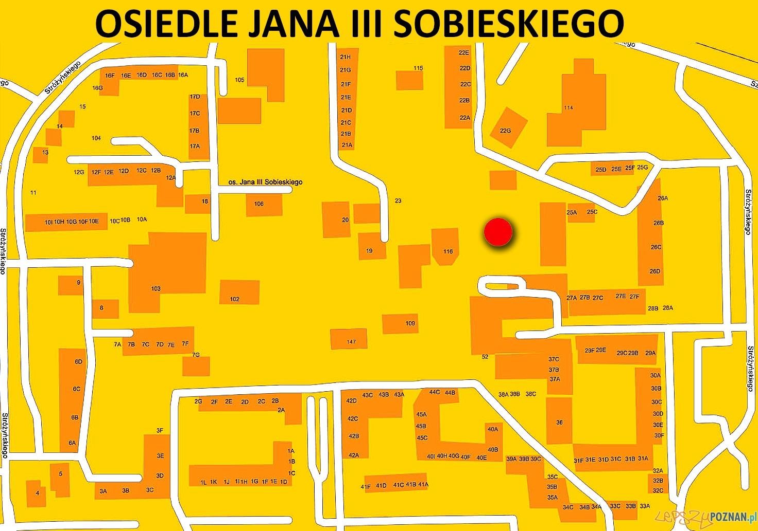 Osiedlowa Wyprzedaż Garażowa - Os. Jana III Sobieskiego  Foto: