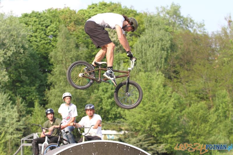 Skate Park Poznan Foto POSiR  Foto: