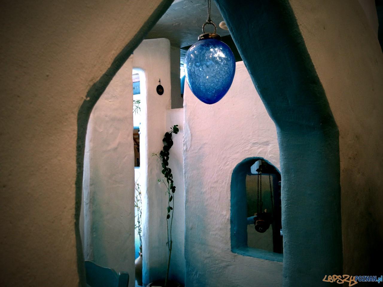 Wnętrze restauracji Mykonos  Foto: lepszyPOZNAN.pl / ag