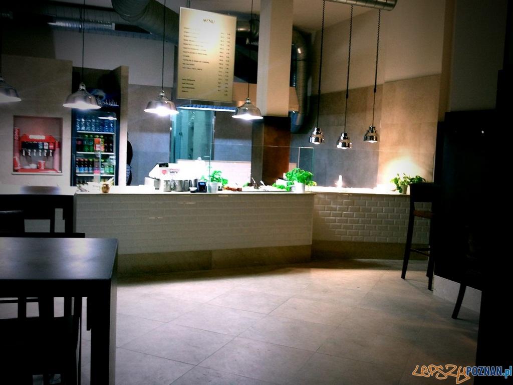 Spaghetti Bar Piccolo przy Ratajczaka - po remoncie  Foto: lepszyPOZNAN.pl / ag