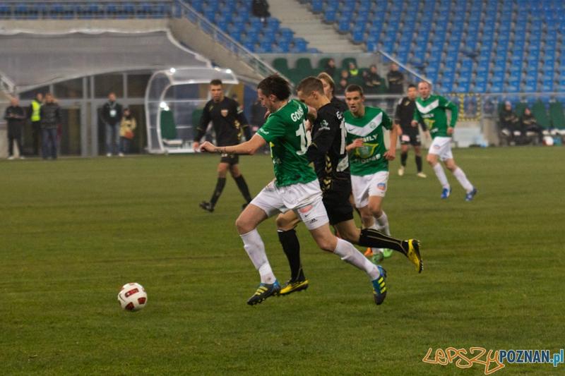 Warta Poznań - Polonia Bytom - Stadion Miejski 16.11.2011 r.  Foto: lepszyPOZNAN.pl / Piotr Rychter