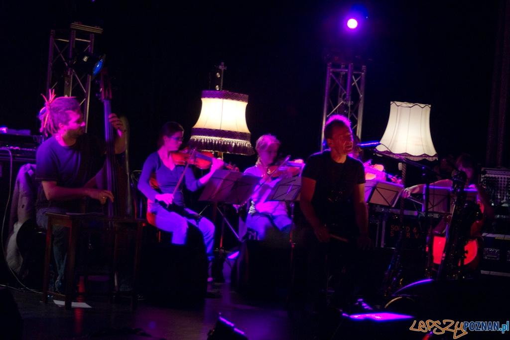 Voo Voo koncert przy Lampce  Foto: Anna Bernard