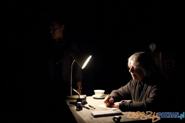 Ćma. Marta Sobczak, Iwona Kotzur  Foto: Maciej Kaczyński