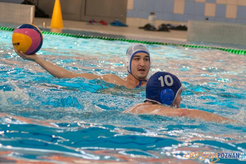 KS Waterpolo Poznań - Gorzowski Klub Piłki Wodnej 19:18  Foto: LepszyPOZNAN.pl / Paweł Rychter