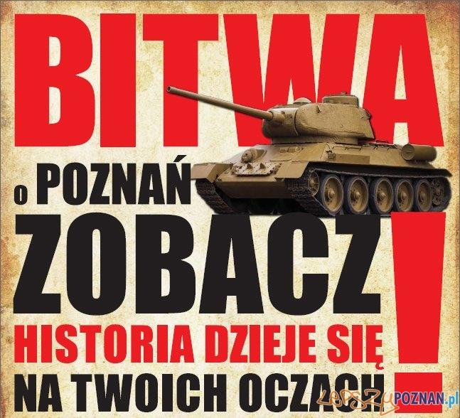 """Rekonstrukcja bitwy o Poznań  Foto: Stowarzyszenie Poznańska Grupa Rekonstrukcji Historycznej """"WARTA"""""""