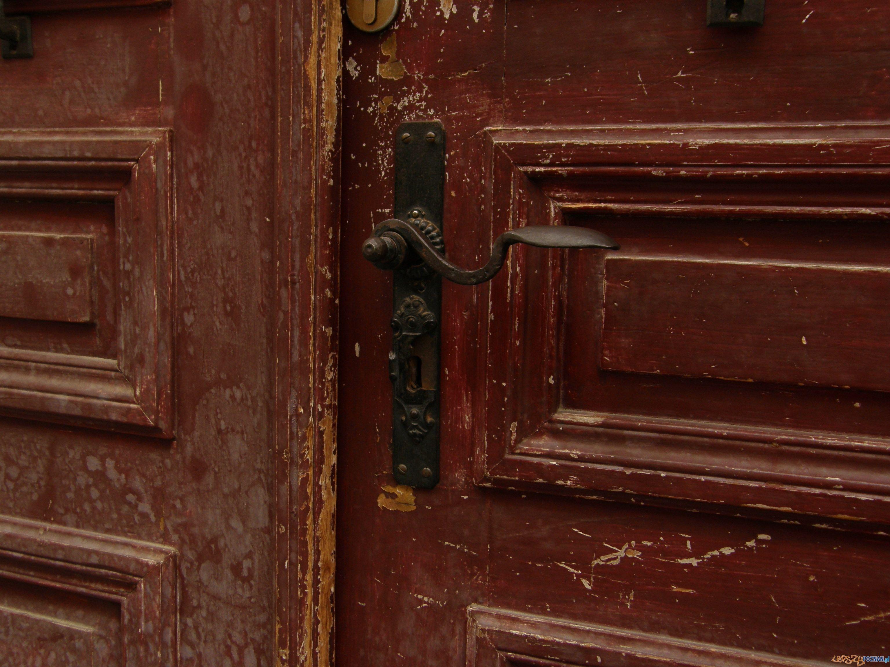 Drzwi  Foto: sxc