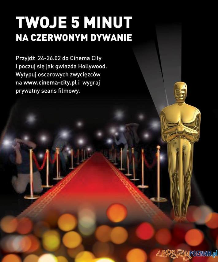 Oscrowy weekend w Cinema City  Foto: Cinema City