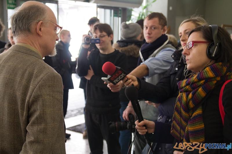 Silent protest  Foto: lepszyPOZNAN.pl / Piotr Rychter