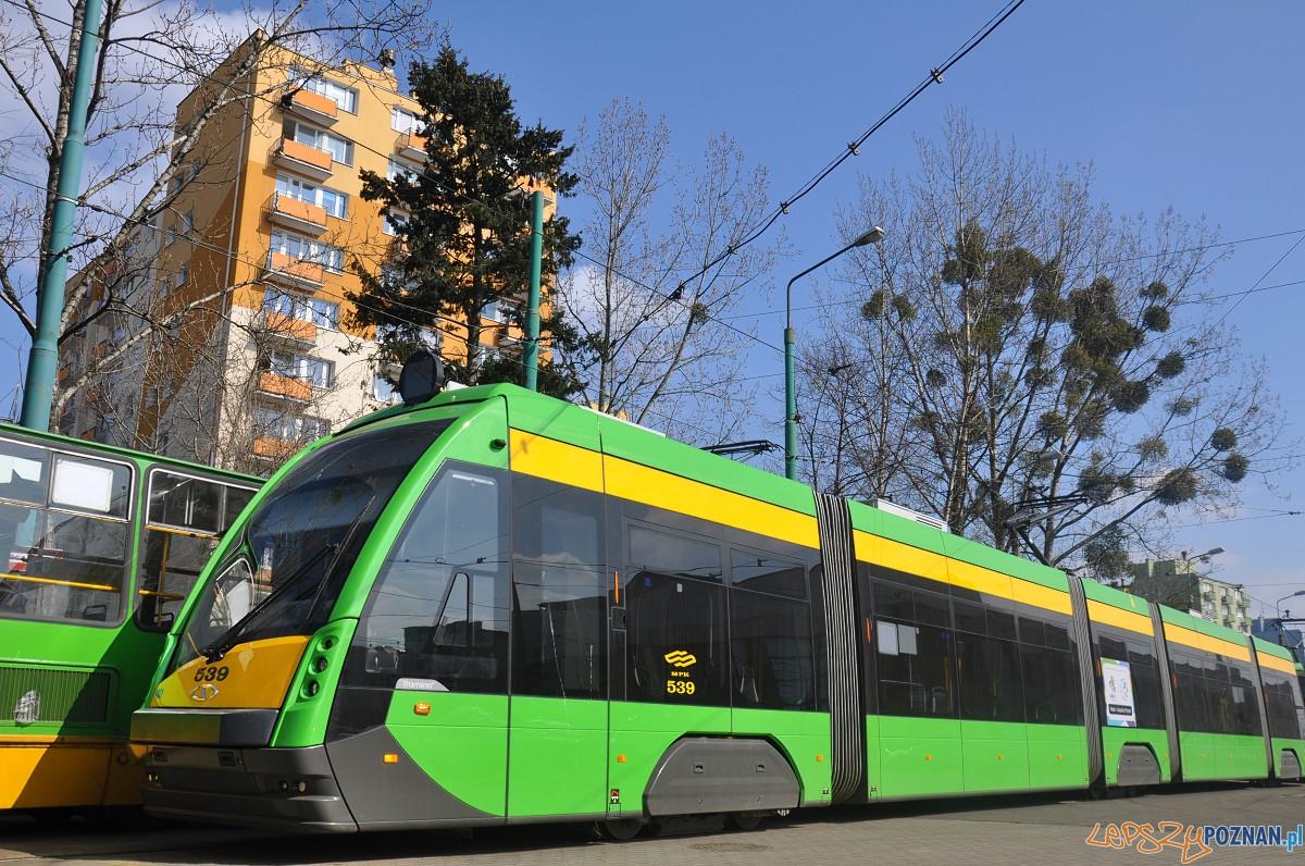 Autobusiy i tramwaje na Euro  Foto: materiały prasowe