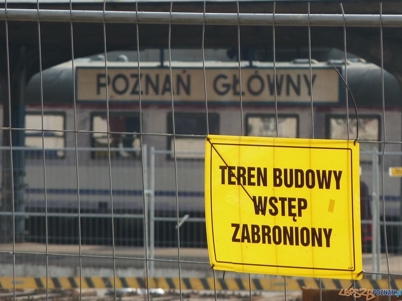 Prace przy budowie nowego Dworca Głównego  Foto: Maciej Koterba